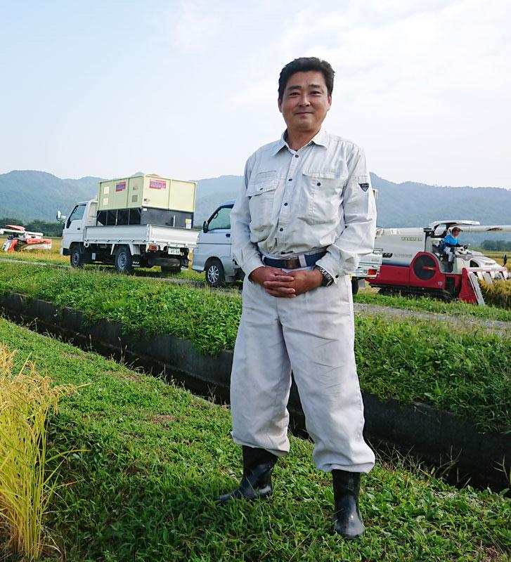 川村 学さん